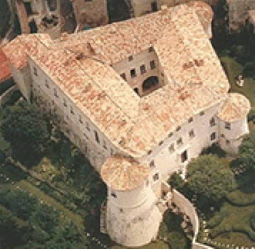 gourdon chateau